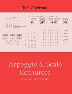 Scale and Arpeggio Resources ebook